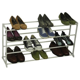 Richards Homewares 20-pair Shoe Storage Rack