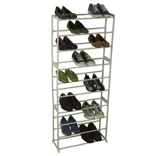 Richards Homewares 30-pair Shoe Storage Rack