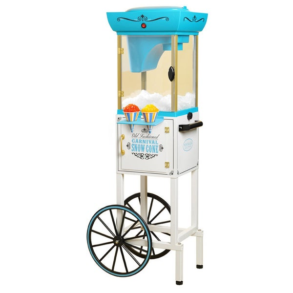 Nostalgia Electrics Snow Cone Cart
