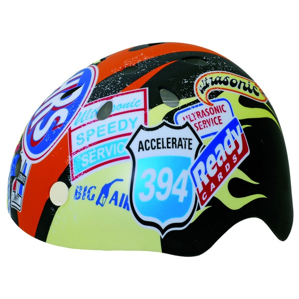 BMX Medium Street Helmet