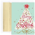 HBH Contemporary Tree Boxed Holiday Cards (Set of 16)