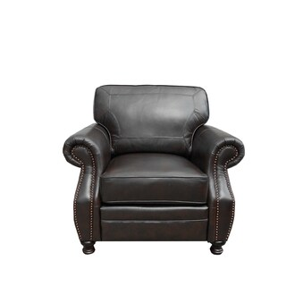 At Home Designs Dark Chocolate Laredo Chair