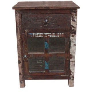 Reionn Reclaimed Wood Cabinet