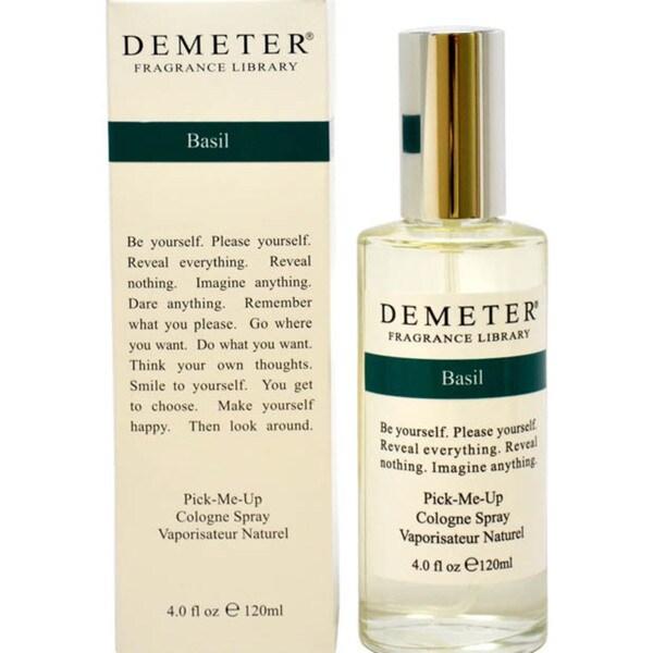 Demeter Basil Women's 4-ounce Cologne Spray