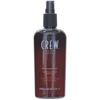 American Crew Men's 8.45-ounce Classic Medium Hold Spray Gel
