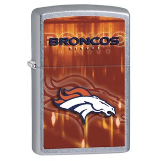 Zippo NFL Denver Broncos Refillable Lighter