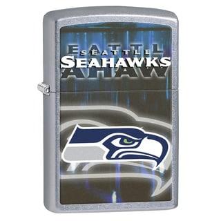 Zippo NFL Seattle Seahawks Refillable Lighter