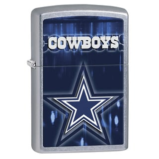 Zippo NFL Dallas Cowboys Refillable Lighter