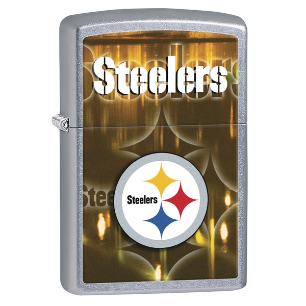 Zippo NFL Pittsburgh Steelers Refillable Lighter