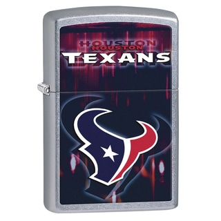Zippo NFL Houston Texans Refillable Lighter