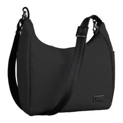 Women's Pacsafe Citysafe 100 GII Travel Handbag Black