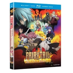 Fairy Tail: The Movie: Phoenix Priestess (Blu-ray Disc)