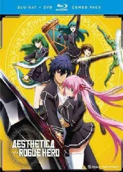Aesthetica of a Rogue Hero: Complete Series (Blu-ray Disc)