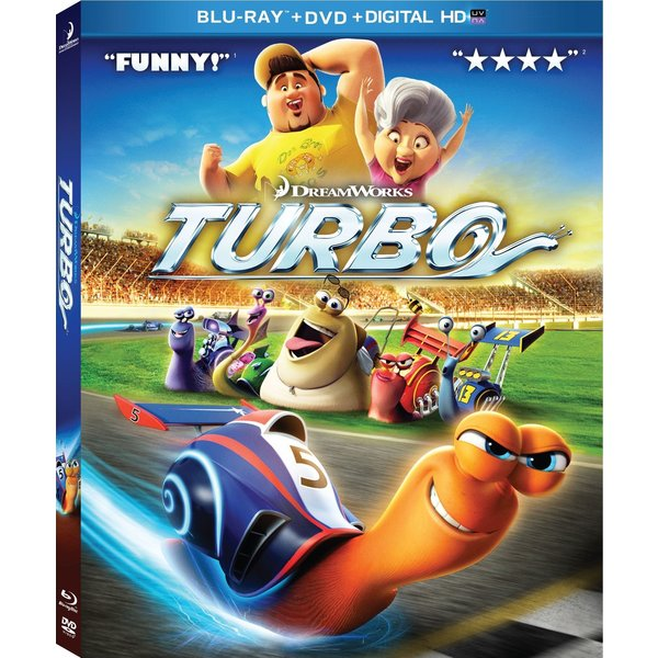 Turbo (Blu-ray/DVD) 11791530