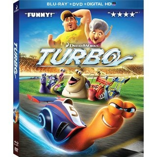 Turbo (Blu-ray/DVD)