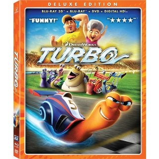 Turbo 3D (Blu-ray/DVD)