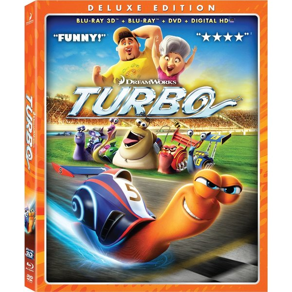 Turbo 3D (Blu-ray/DVD) 11791531