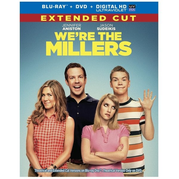 We're The Millers (Blu-ray Disc) 11791532
