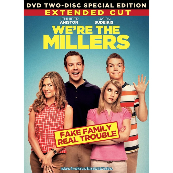 We're The Millers (DVD) 11791534
