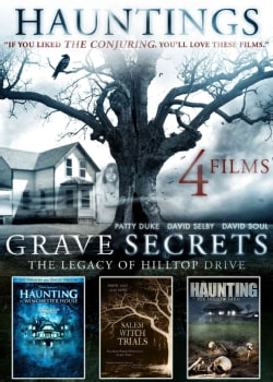 4-Film Hauntings: Based on True Case Files