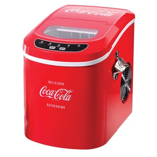 Nostalgia Electrics Coca-Cola Series Ice Maker