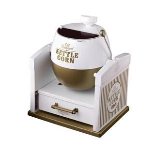 Nostalgia Electrics Vintage Collection Kettle Corn Maker