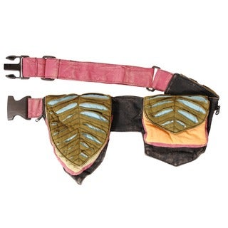 Pixie Razor Cut 3-pocket Fanny Pack (Nepal)