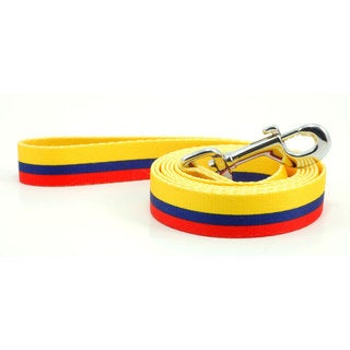 PatriaPet Colombian Flag Dog Leash