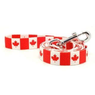 PatriaPet Canadian Flag Dog Leash