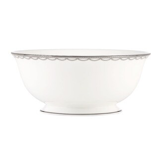 Lenox 'Iced Pirouette' 8.5-inch Serving Bowl