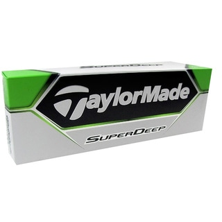 TaylorMade Golf SuperDeep Ball Pack of 12