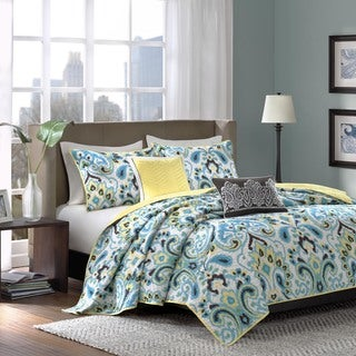 Madison Park Chantel 5-piece Coverlet Set