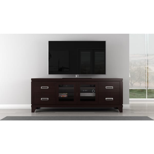 Furnitech 70-inch Transitional TV Stand
