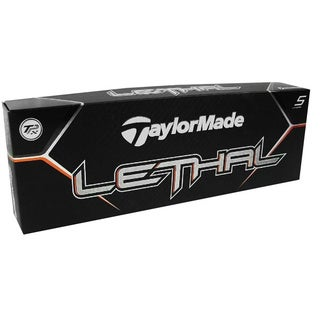 TaylorMade Lethal Golf Ball Pack of 12
