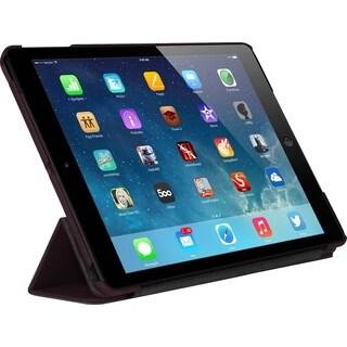 """Targus Triad THD03803US Carrying Case for 9.7"""" iPad Air - Black Cherr"""