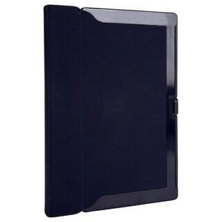 Targus Versavu THZ19202US Keyboard/Cover Case for iPad Air - Midnight