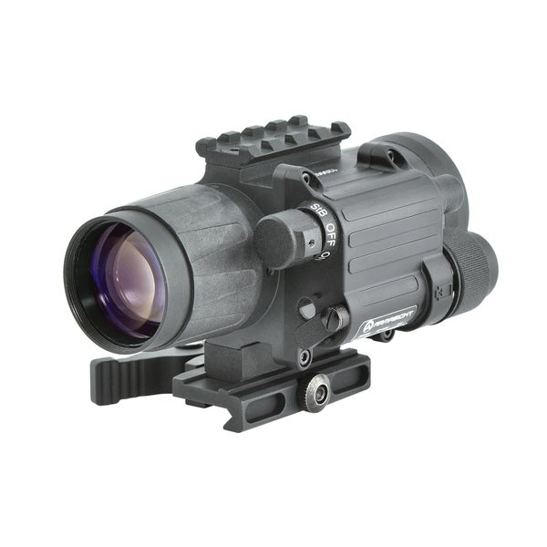 Armasight CO-Mini QS MG Gen 2+ Quick Silver Night Vision Clip-On System
