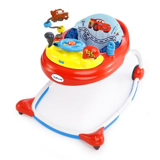 Bright Starts Cars Little Racer 2-in-1 Walker