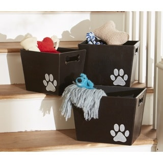 Enchanted Home Pet Storage Tote