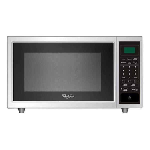 Whirlpool Stainless Steel Countertop Microwave
