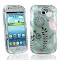 BasAcc Dandelion Rubber Coated Case for Samsung Galaxy Axiom R830