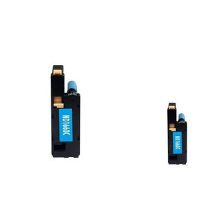 BasAcc 2-ink Cyan Cartridge Set Compatible with Dell C1660W