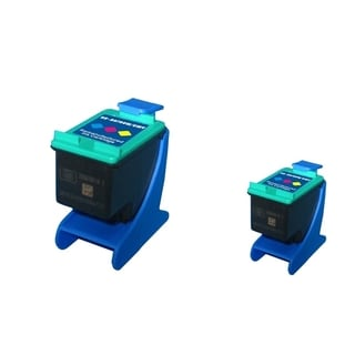 INSTEN Color Ink Cartridge for HP 95 (Remanufactured) (Pack of 2)