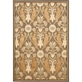 Safavieh Paradise Brown Viscose Rug (5'3 x 7'6)