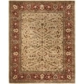 Safavieh Handmade Persian Legend Gold/ Rust New Zealand Wool Rug (8'3 x 11')