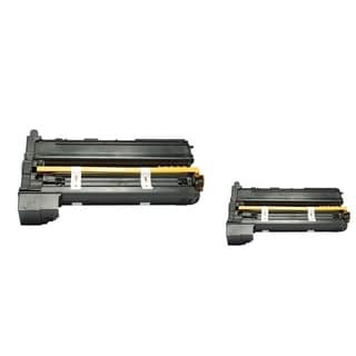 Insten Premium Black Color Toner Cartridge 1710580-001 for MagiColor 5430/ 5440