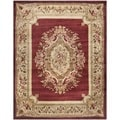 Safavieh Handmade Royalty Tufted Multi-Colored Wool Rug (8' x 10')