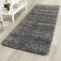 Safavieh Shag Dark Grey Rug (2'3 x 5')
