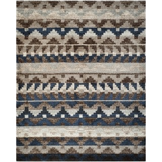Safavieh Tahoe Beige/ Grey Rug (8' x 10')