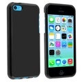 BasAcc Black/ Blue TPU Rubber Case for Apple iPhone 5C